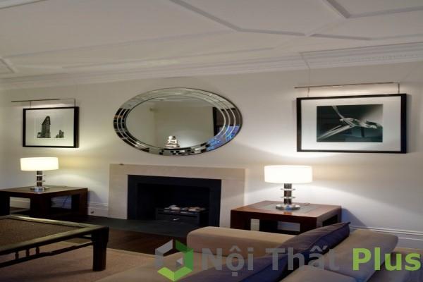 thiết kế nội thất hiện đại cho chung cư