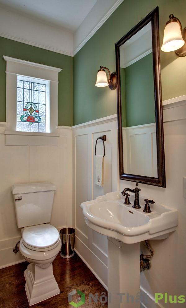 nội thất phòng vệ sinh cho căn hộ chung cư