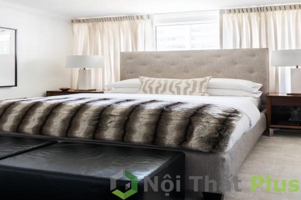 Nội thất phòng ngủ cho căn hộ chung cư 116m2