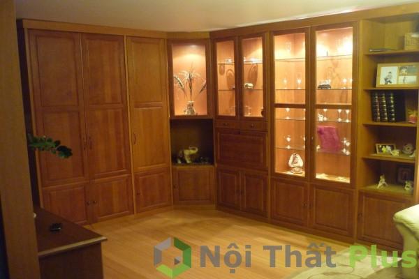 Nội thất trang trí trong phòng giải trí cho căn hộ chung cư 73m2