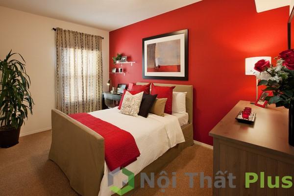 nội thất phòng ngủ cho căn hộ hiện đại