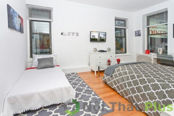 Thiết kế phòng ngủ cho căn hộ chung cư