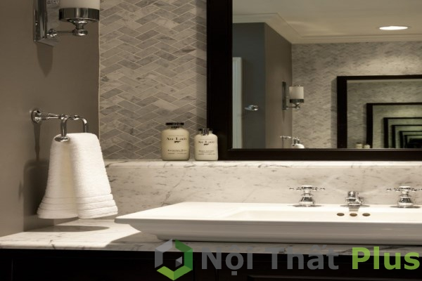 mẫu phòng vệ sinh cho nhà ống