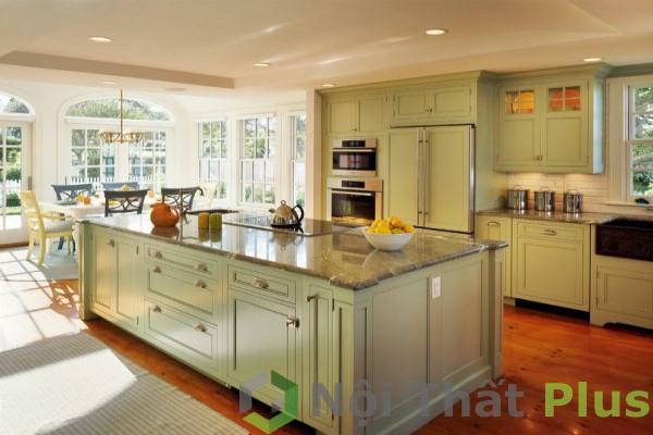 mẫu nội thất phòng bếp sô15
