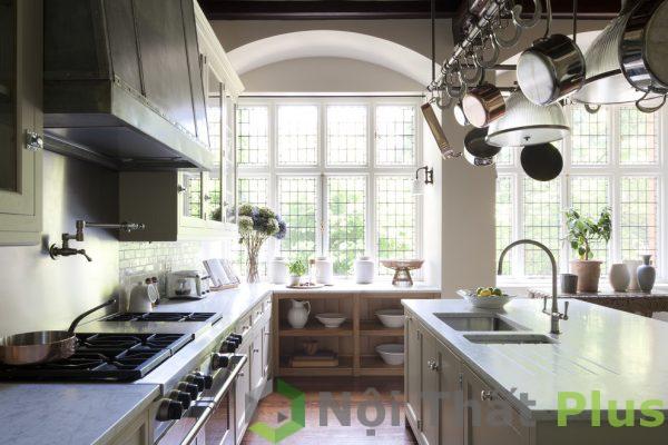 khôn gian phòng bếp cổ điển số 9