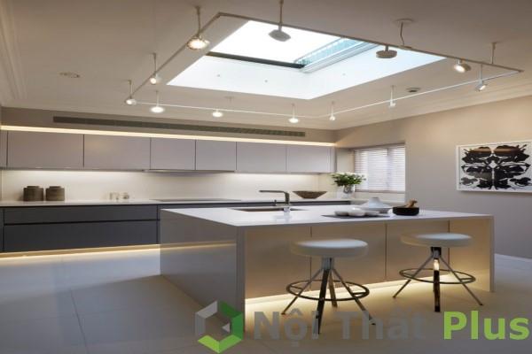 mẫu bàn đảo đẹp tiện nghi cho nội thất phòng bếp