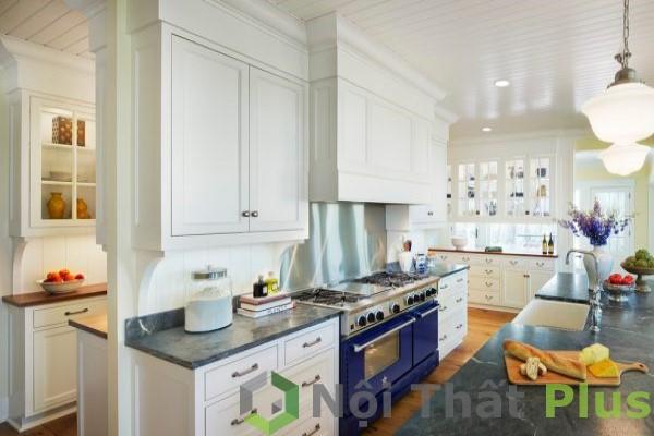 không gian phòng bếp tân cổ điển số 4