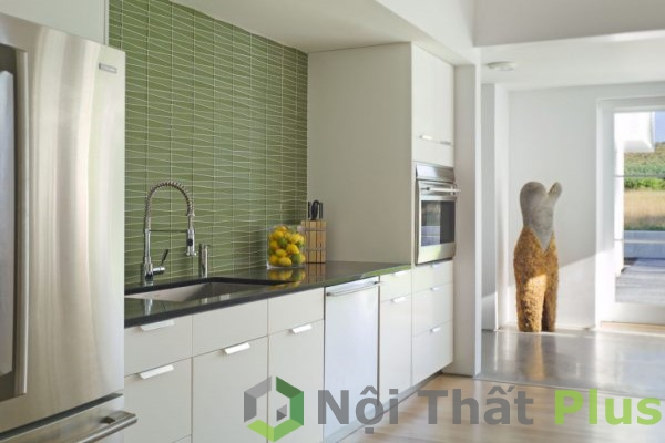 mẫu tủ bếp cho nội thất phòng bếp kiểu mở