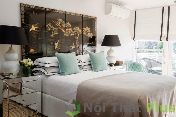 mẫu nội thất phòng ngủ sang trọng