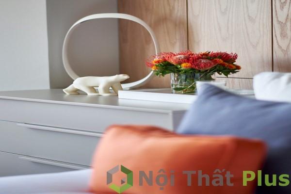 cách phối màu sắc trong nội thất phòng ngủ