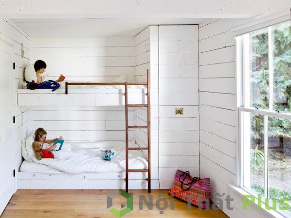 mẫu phòng ngủ thông minh cho nhà nhỏ 45m2