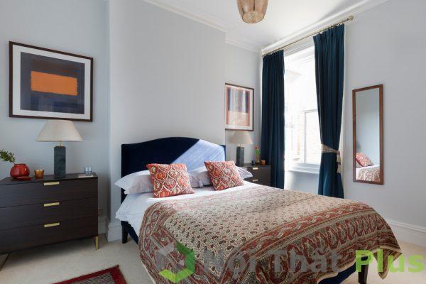 mẫu phòng ngủ với họa tiết đẹp