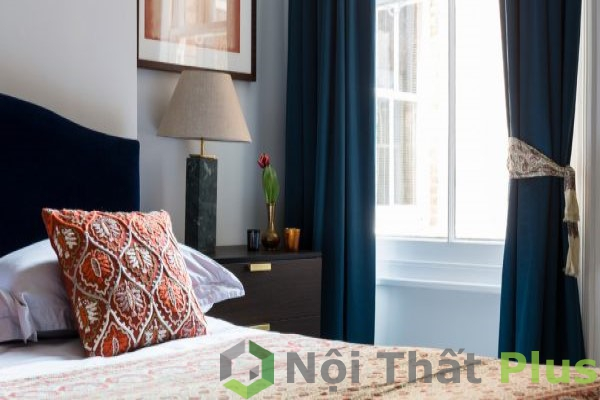 bố trí ánh sáng trong nội thất phòng ngủ