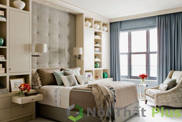 mẫu phòng ngủ cho nội thất biệt thự