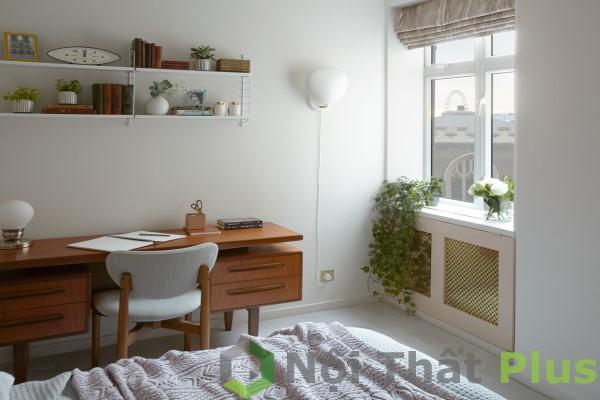 mẫu bàn làm việc cho nội thất chung cư