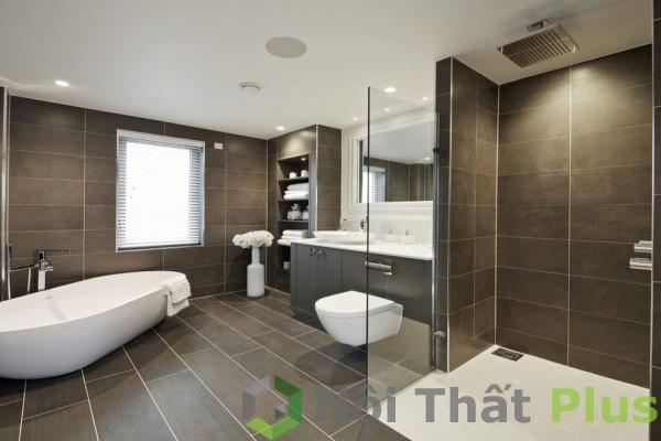 mẫu phòng tắm hiện đại cho nhà 50m2