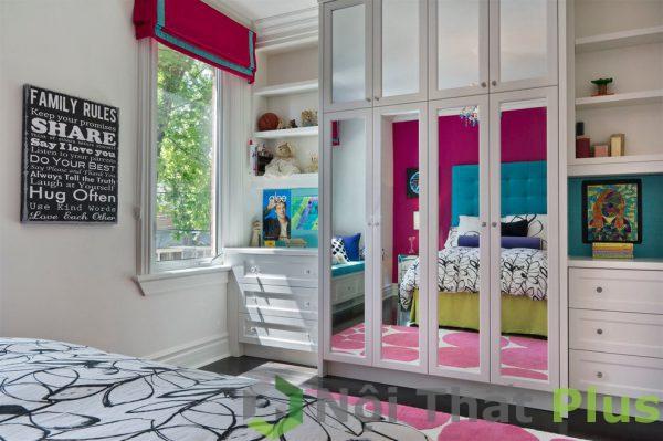 mẫu nội thất phòng ngủ trẻ em số 11