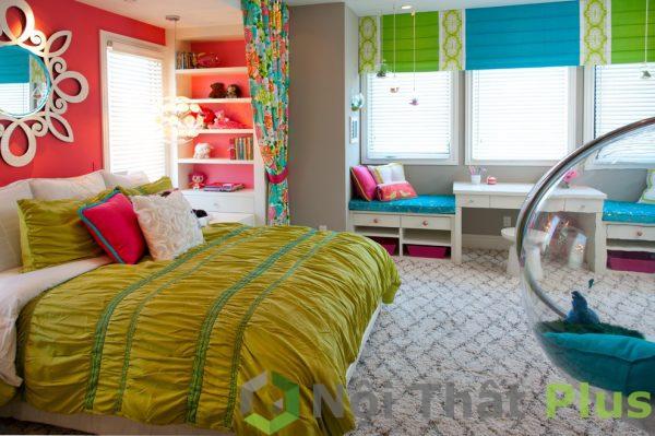 mẫu nội thất phòng trẻ em số 10