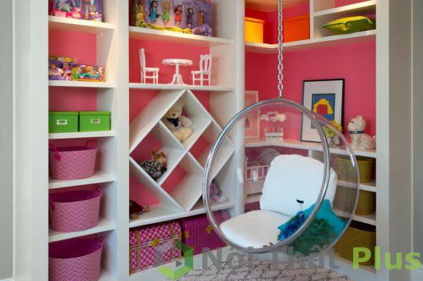 đồ nội thất phòng ngủ cho trẻ