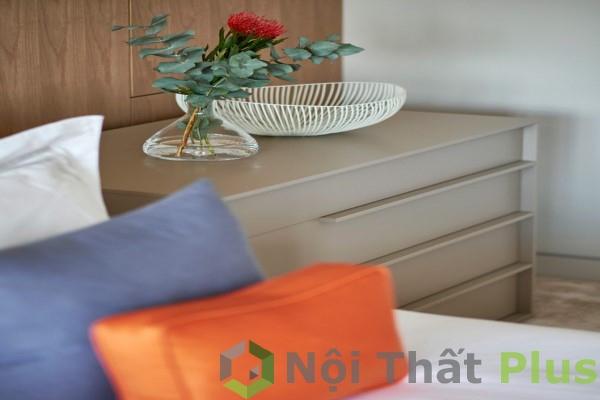 cách kế hợp màu sắc của đồ nội thất phòng ngủ