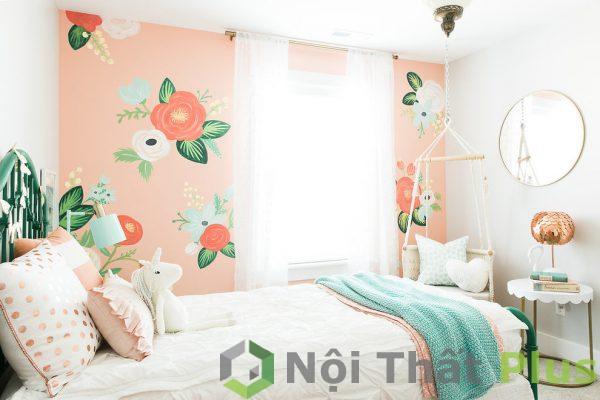 trang trí phòng ngủ mẫu 2