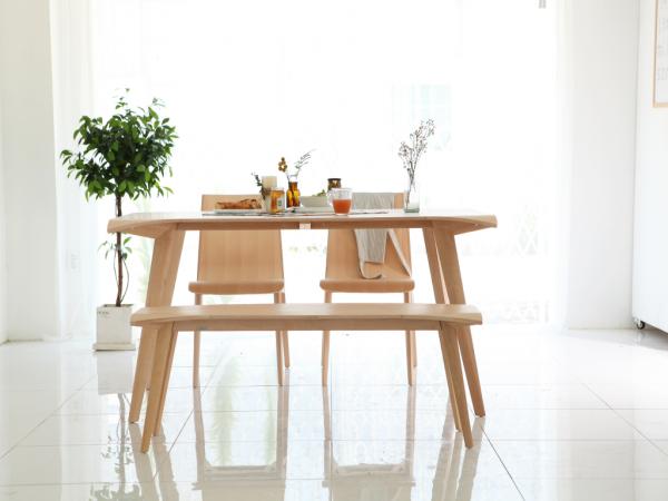 mẫu bàn ăn đẹp cho nội thất phòng bếp PBHD001