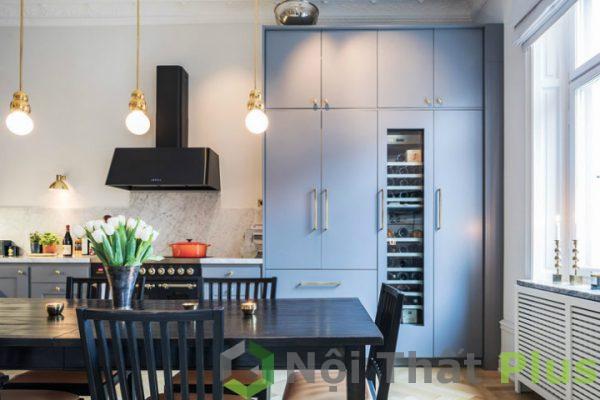 mẫu thiết kế bàn ăn đẹp cho phòng bếp PBHD007