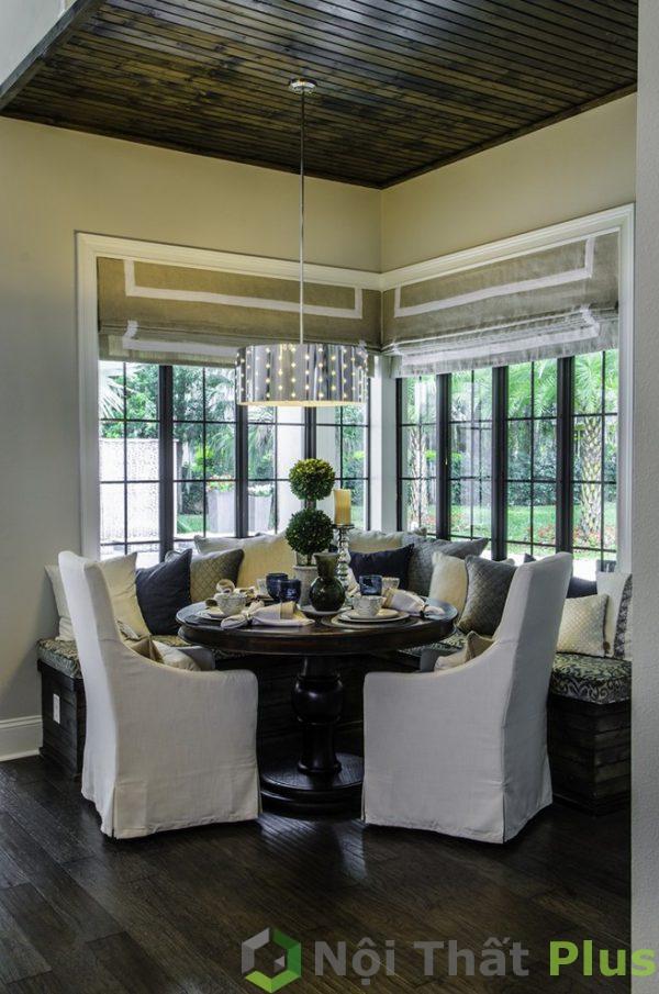 mẫu bàn ăn đẹp cho nội thất phòng bếp PBHD005