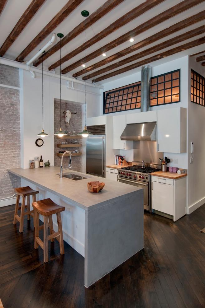 nội thất phòng bếp nhỏ đầy đủ tiện nghi PBN008