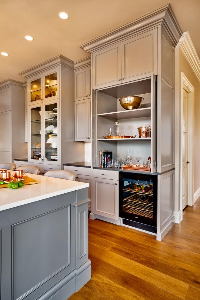 mẫu phòng bếp hiện đại PBHD010