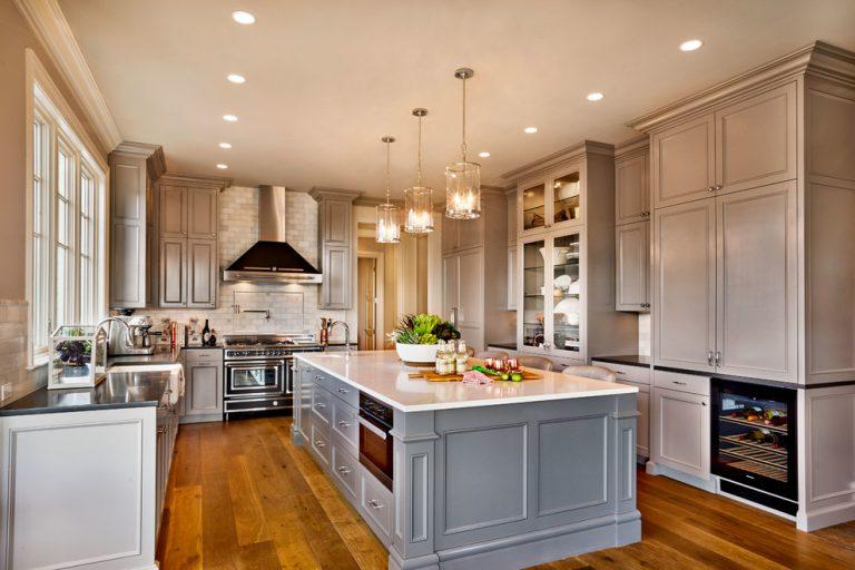 mẫu thiết kế nội thất phòng bếp hiện đại PBHD010