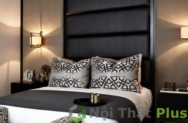 thiết kế nội thất phòng ngủ hiện đại PNHD002