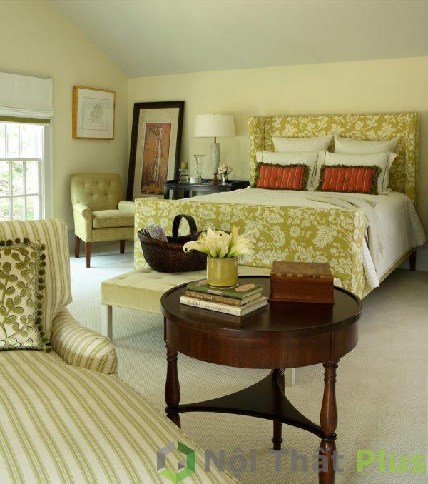 mẫu thiết kế nội thất phòng ngủ sang trọng PNHD008
