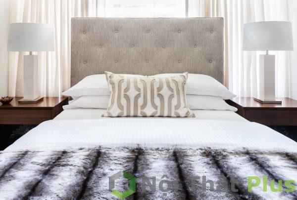mẫu thiết kế nội thất phòng ngủ sang trọng PNHD009