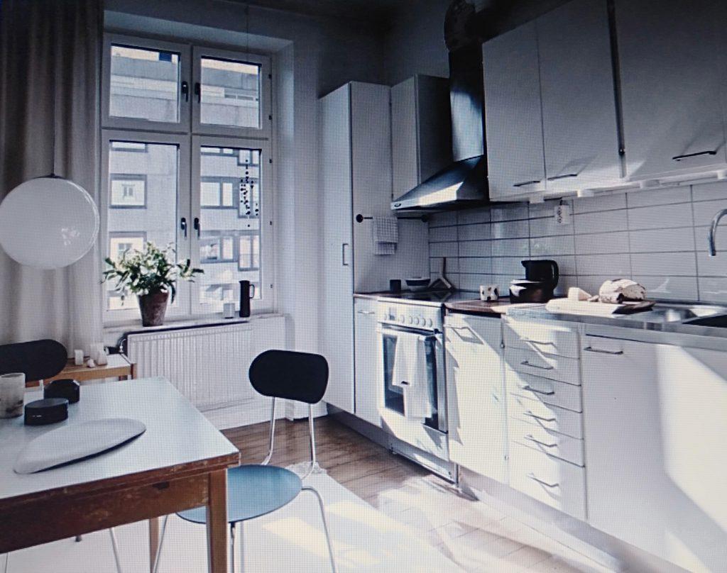 phòng ăn cho căn hộ chung cư 80m2
