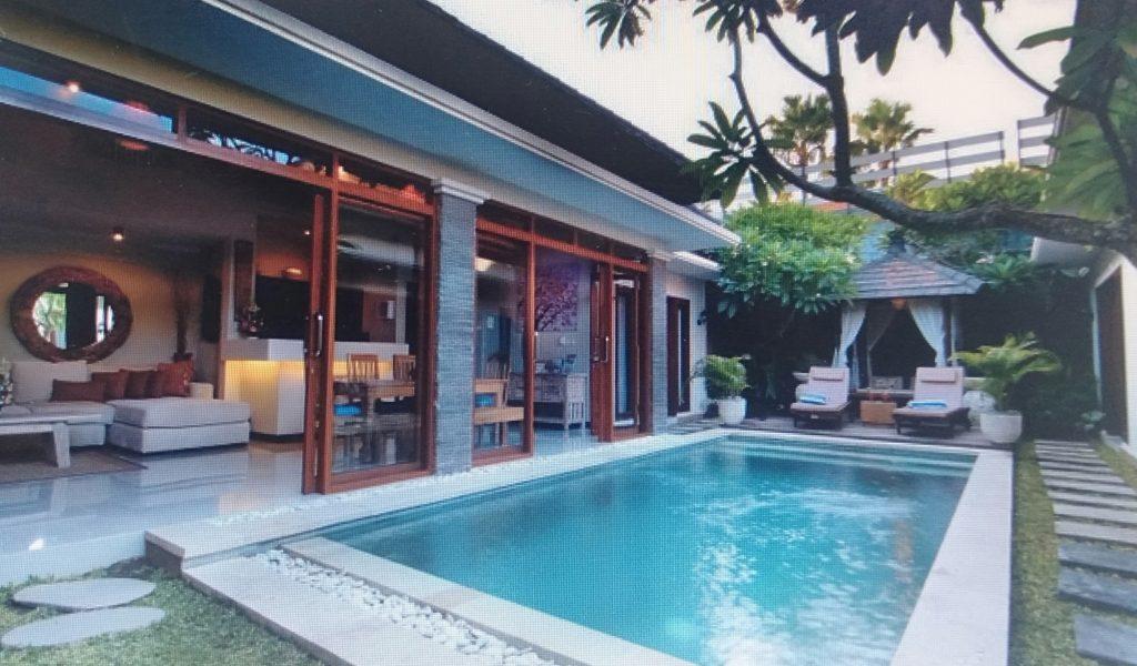 thiết kế hồ bơi cho biệt thự