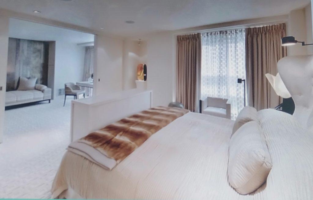 phòng ngủ biệt thự tinh tế