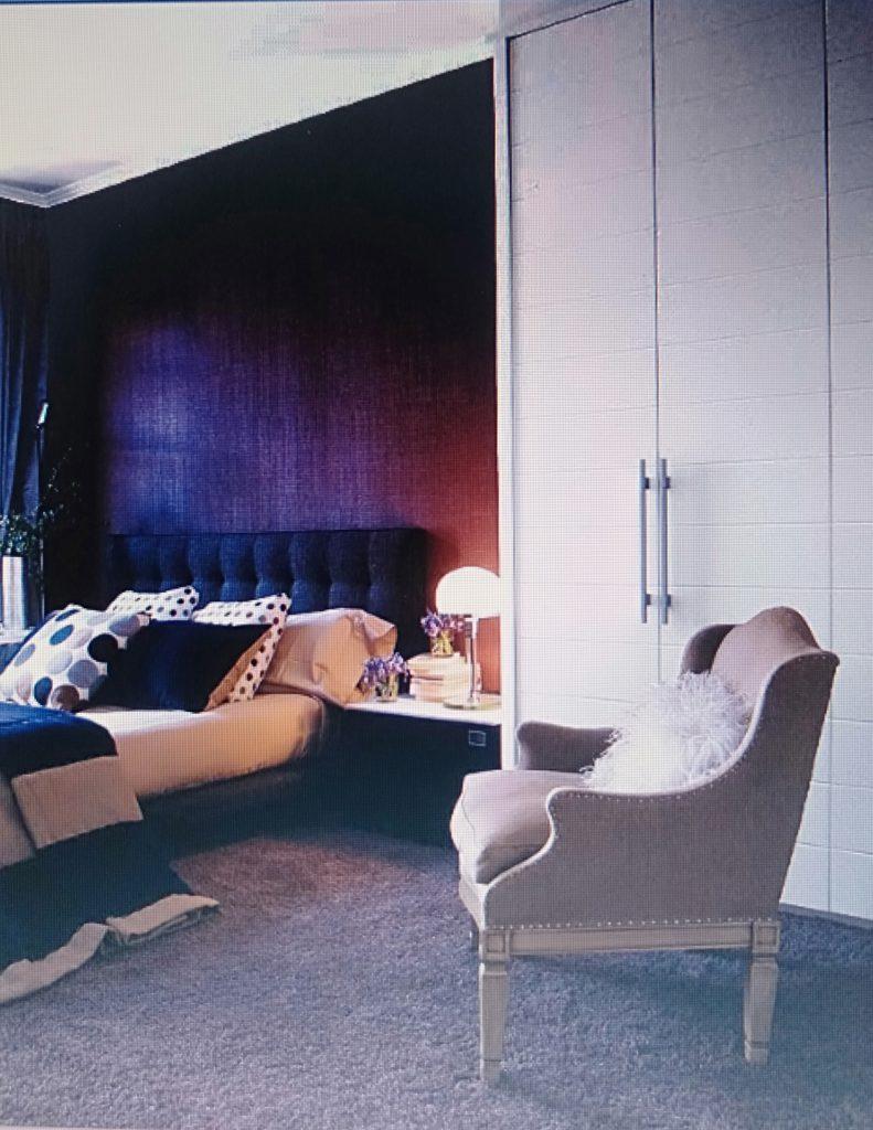 phòng ngủ tinh tế cho chung cư 100m2