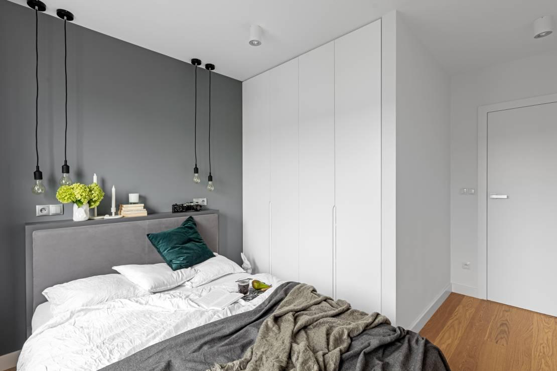mẫu nội thất phòng ngủ chung cư