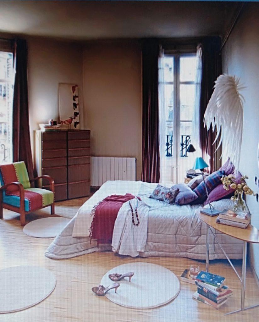 phòng ngủ nhiều ánh sáng cho chung cư 100m2