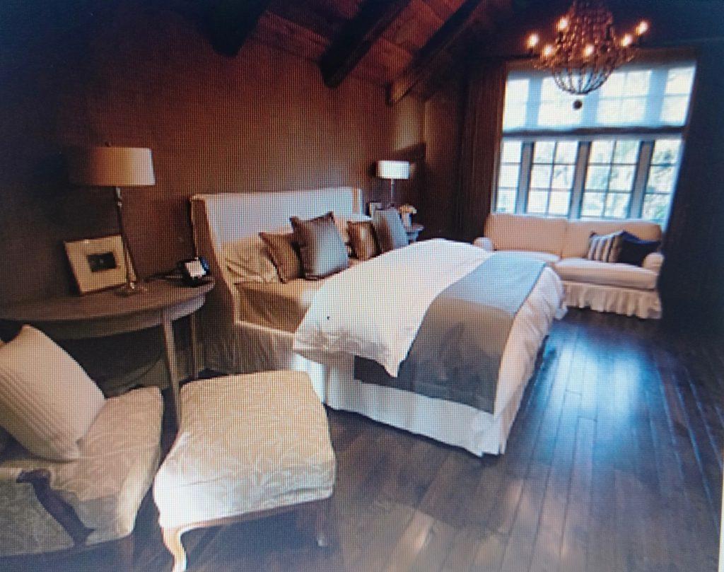 mẫu phòng ngủ rộng rải cho nội thất chung cư 100m2