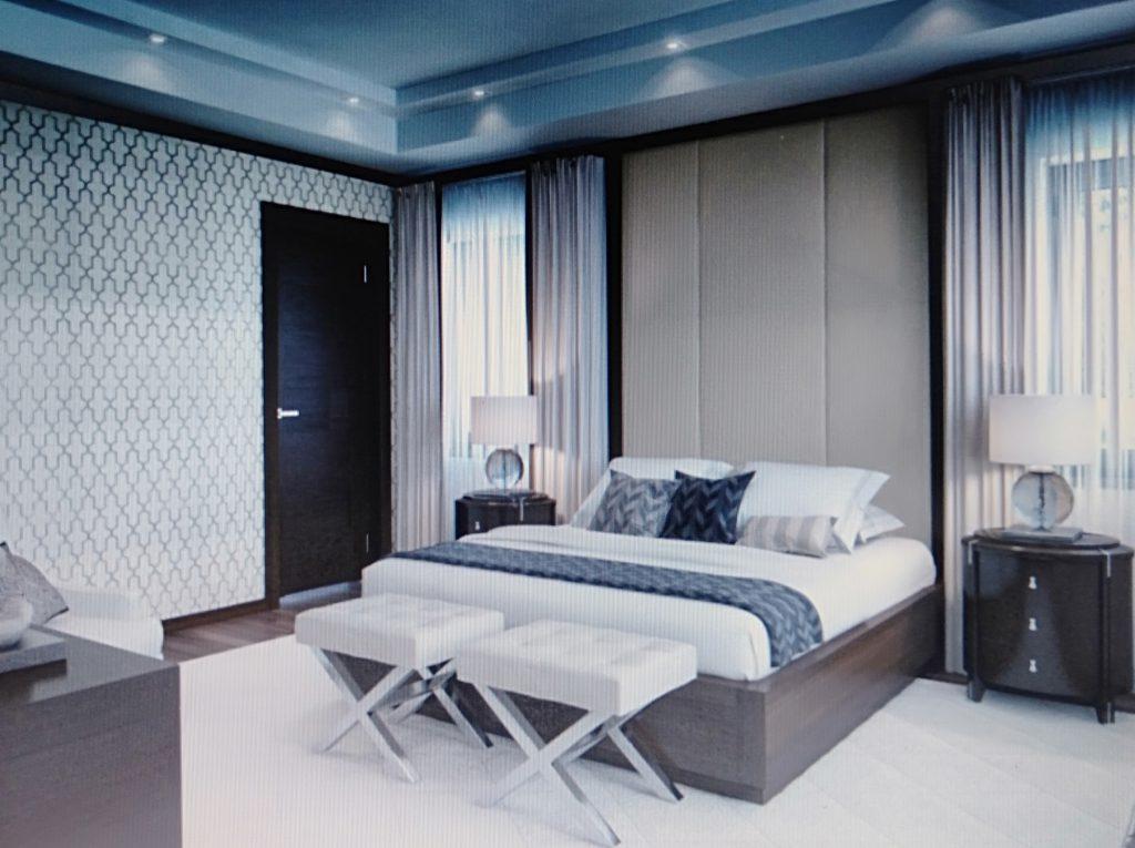 đồ nội thất tinh tế cho chung cư 100m2