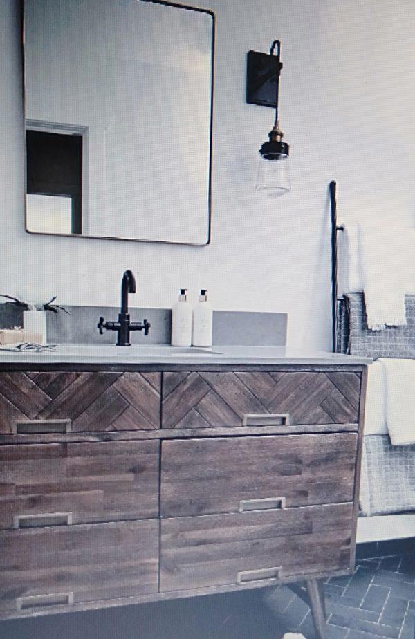 phòng tắm cho nội thất chung cư 50m2