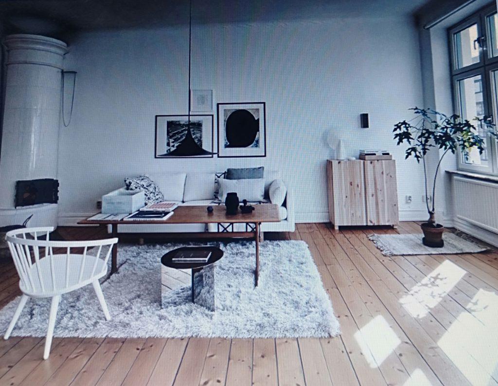 phòng khách cho căn hộ chung cư 80m2