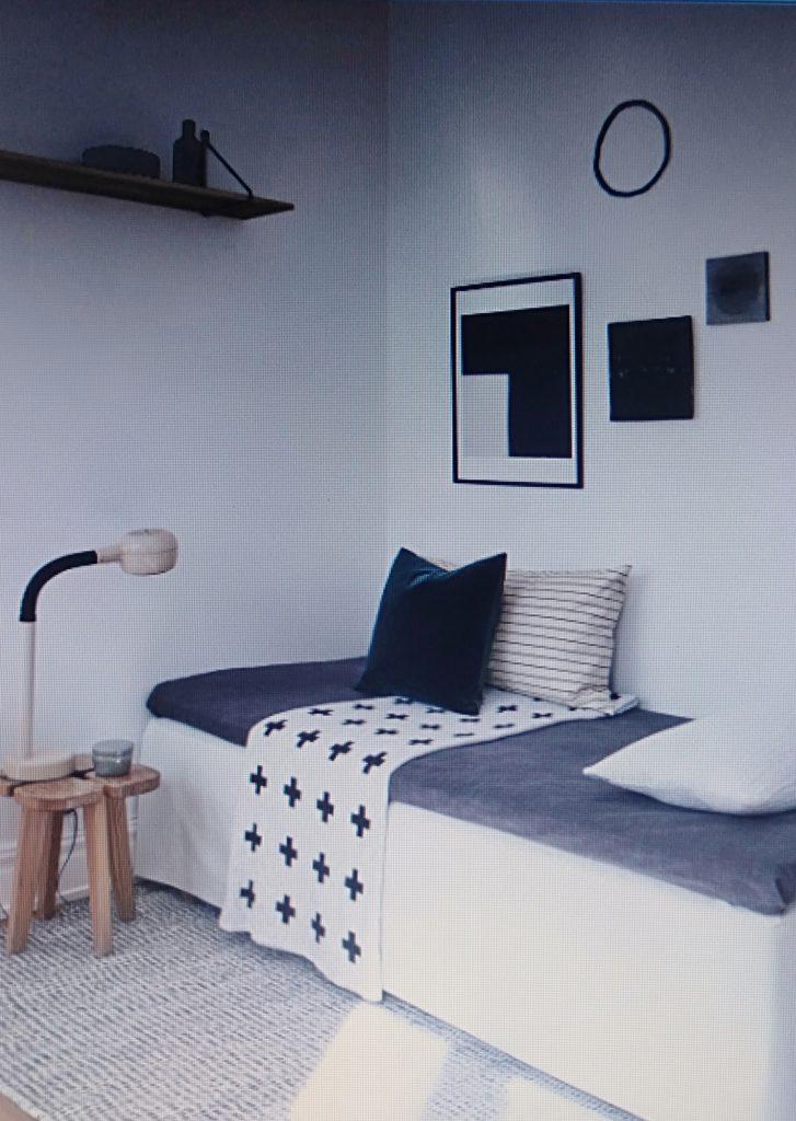 phòng ngủ cho căn hộ chung cư 80m2