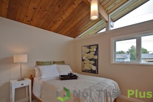 giá thiết kế thi công phòng ngủ đơn giản cho nhà phố
