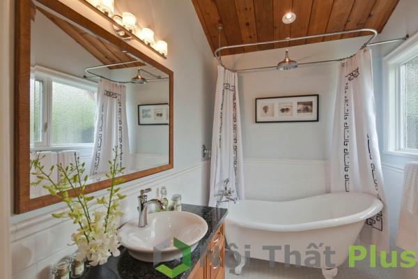 giá thiết kế thi công phòng tắm sang trọng cho nhà phố