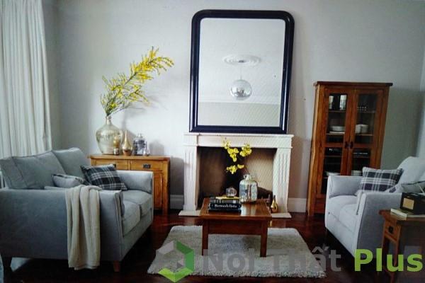 mẫu phòng khách sạn trọng bằng gỗ