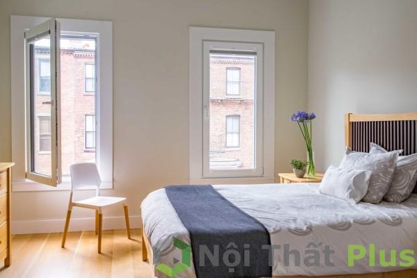 giá thiết kế thi công phòng ngủ đẹp cho nhà phố