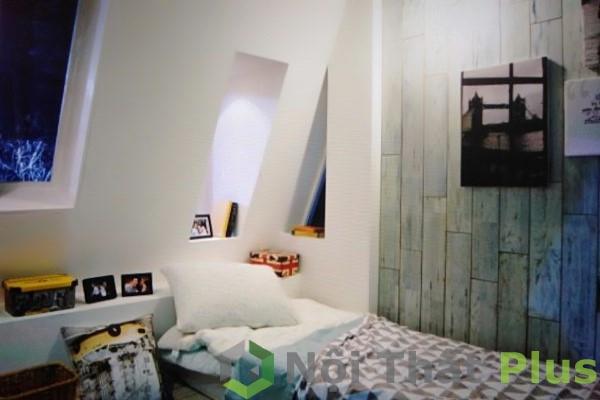 mẫu phòng ngủ chung cư
